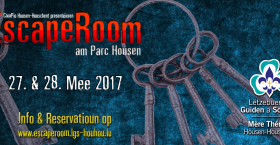 Escape Room 2017 - Info
